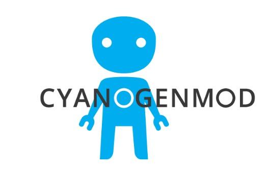 new cyanogenmod logo