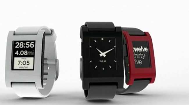 Pebble E-paper Watch for Android Tops $3 Million in ...