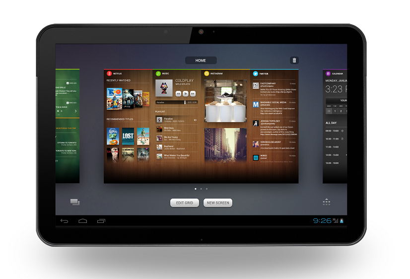 Chameleon For Android Tablets Isn't New, But You Can Back ...
