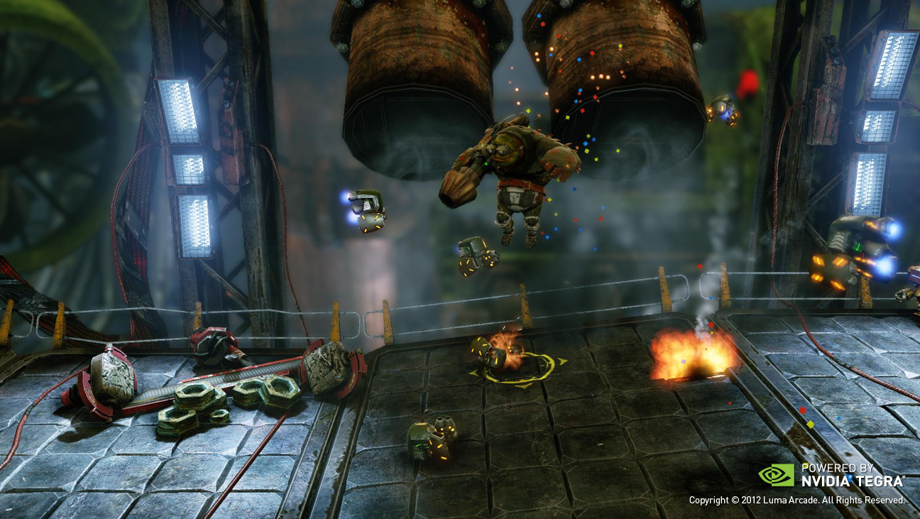 NVIDIA Announces Five New Tegra Optimized Games at This