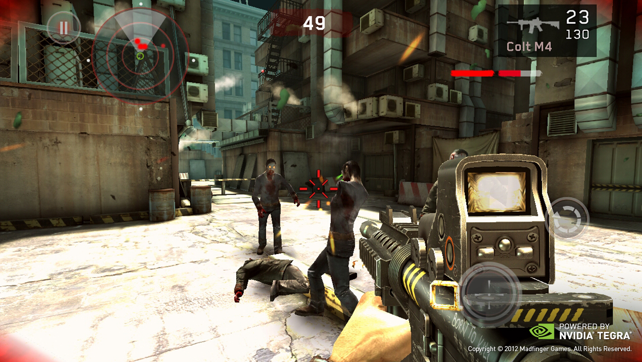 Makers Of Shadowgun Thd Announce Dead Trigger Scratches Your