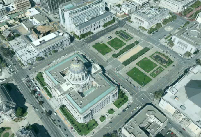 Google earth to feature complete 3d city renderings in near future during todays google presentation gumiabroncs Images