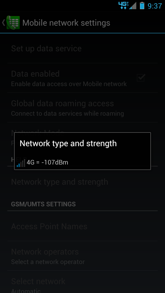 """DROID RAZR ICS Update Removes """"3G Only"""" Option, Here's How"""