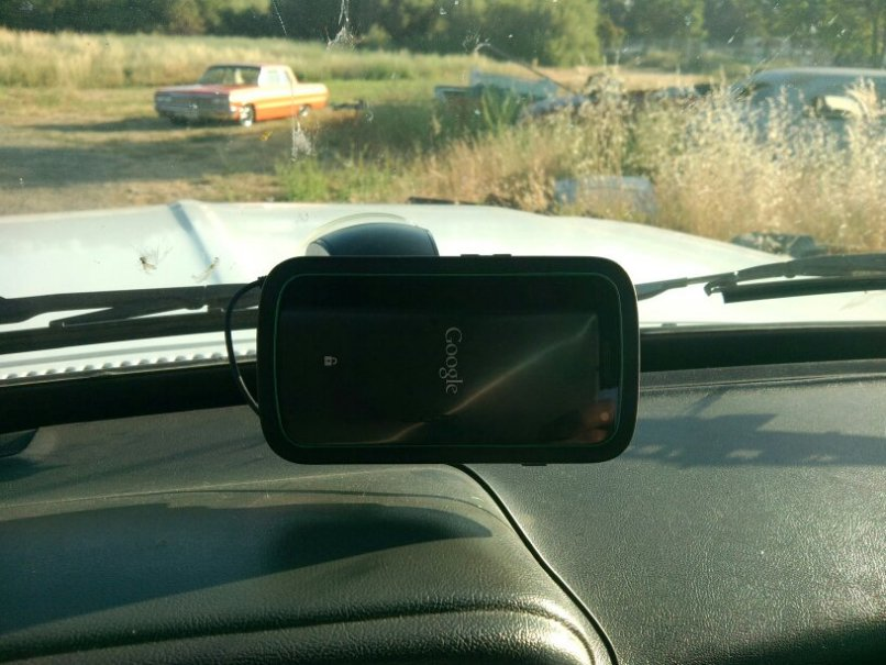 Galaxy Nexus Official 3-Pin Car Dock Will Work With the LTE Version ...