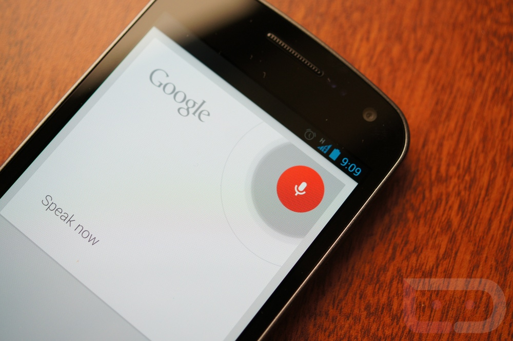 how to google search by voice