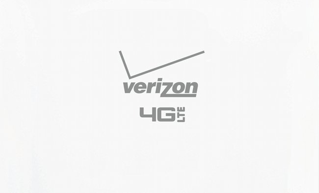 verizon logo 4g lte