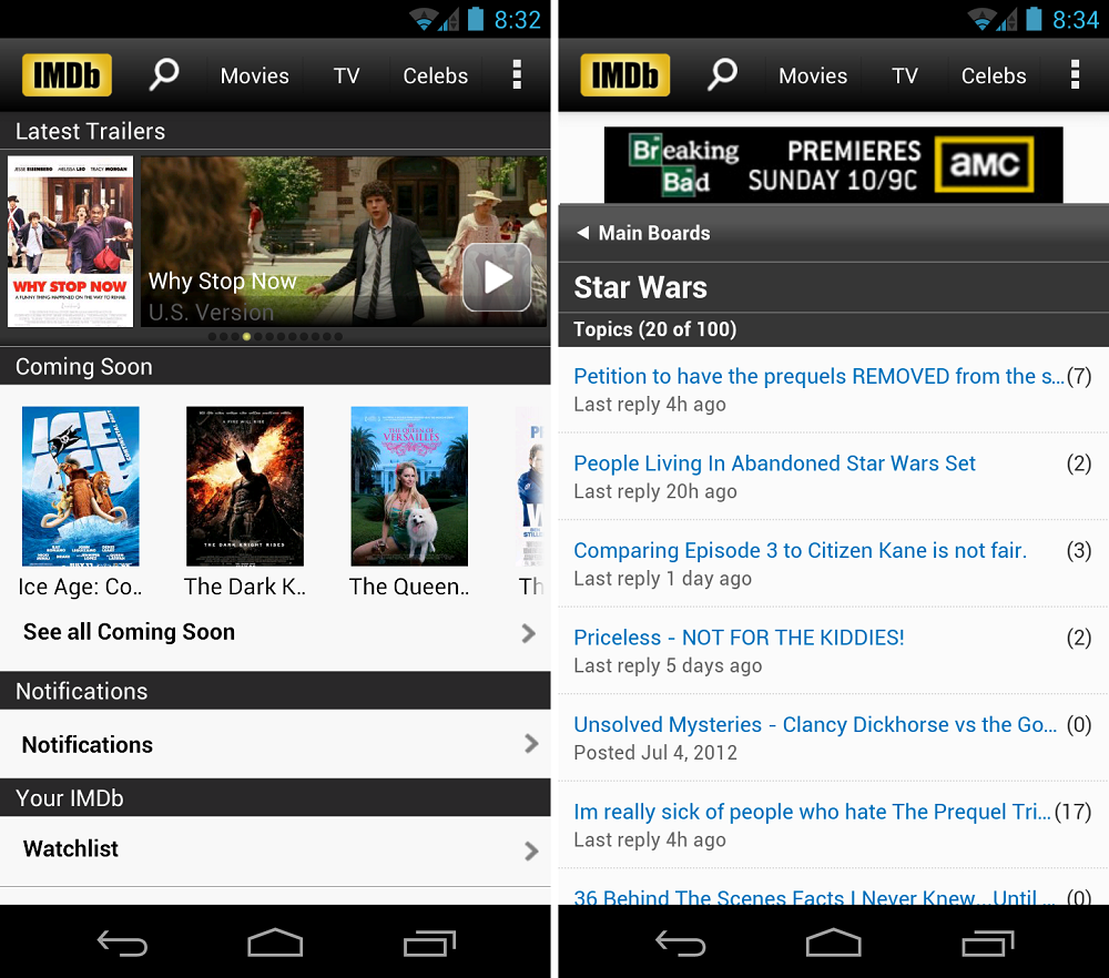 PHP IMDB search: Search movies and retrieve information ...