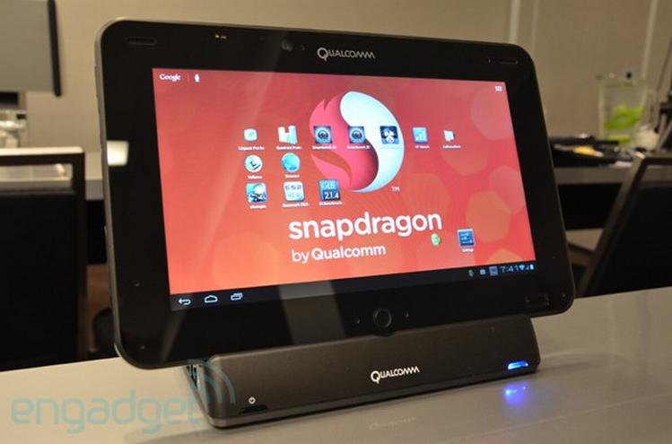 Qualcomm's Snapdragon S4 Pro Quad-Core Beast Developer ...