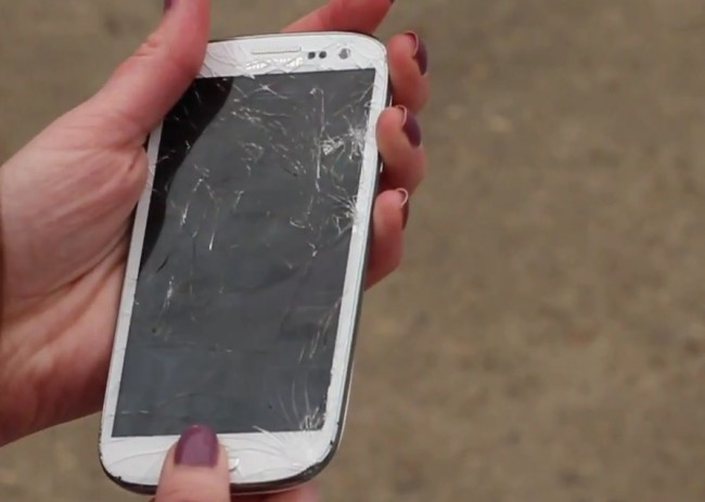 Try Not to Damage Your Galaxy S3, Asurion May Not Have Replacements