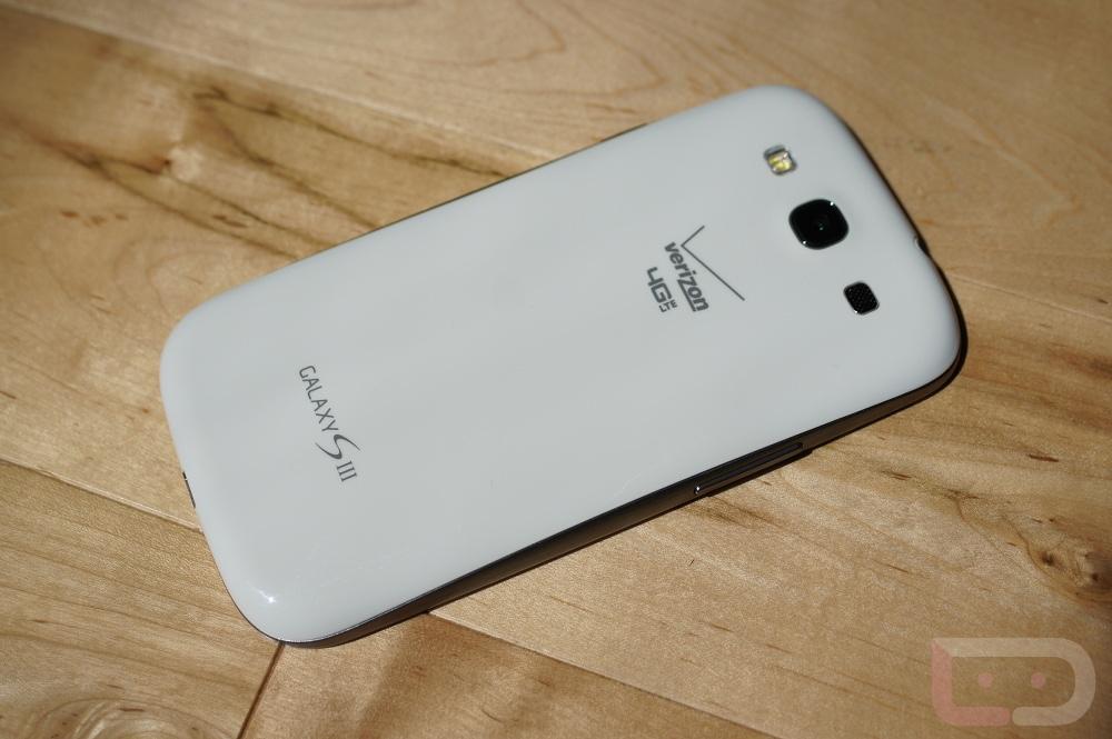 Verizon Galaxy S3 White