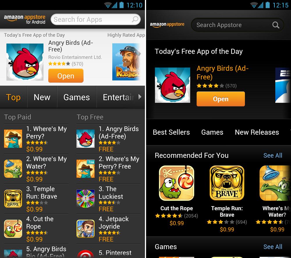 Amazon appstore apk unreal amazon.