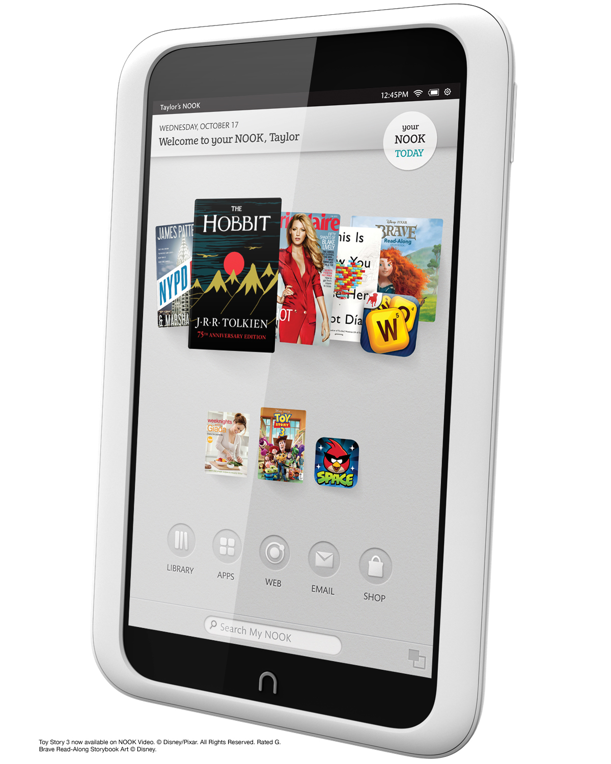Barnes & Noble Announces Nook HD, Nook HD+, And Simple