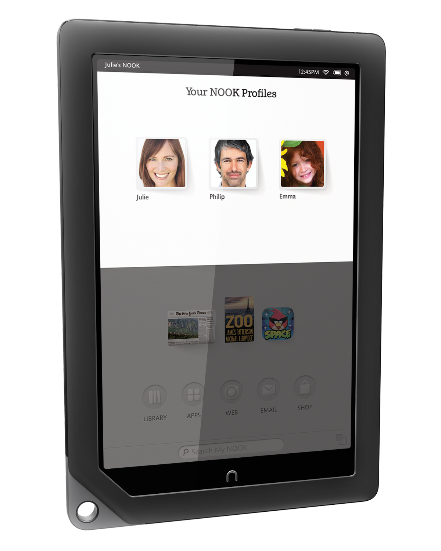 Barnes & Noble Announces Nook HD, Nook HD+, And Simple