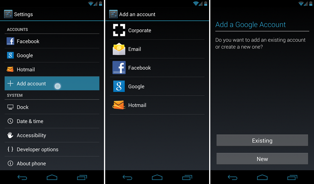 How to: Add Multiple Google Accounts to Your Android Device ...