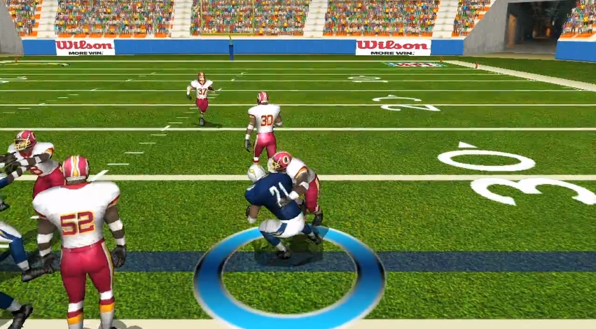 all american football games free online