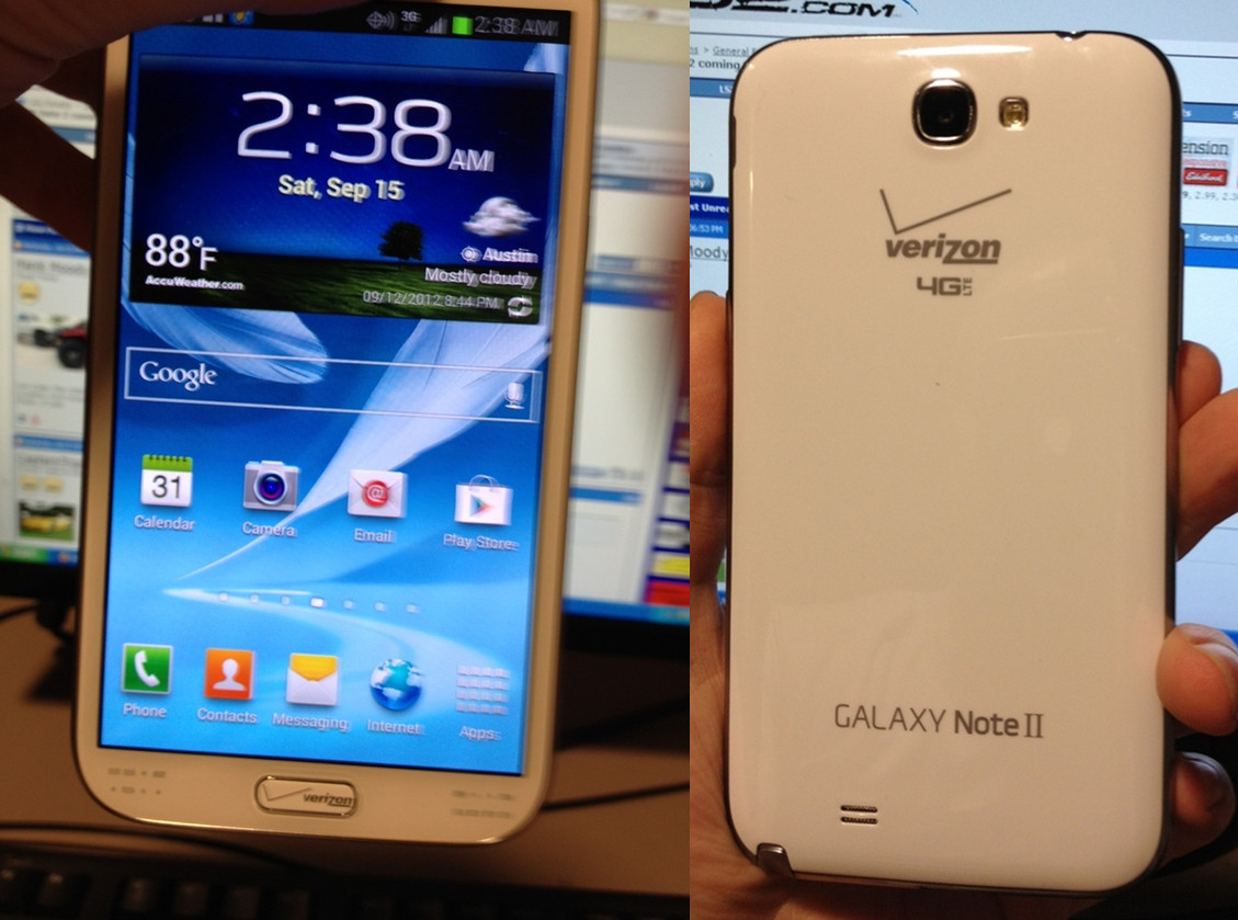 , Verizon's Galaxy Note 2 Will Reportedly Have a Locked Bootloader