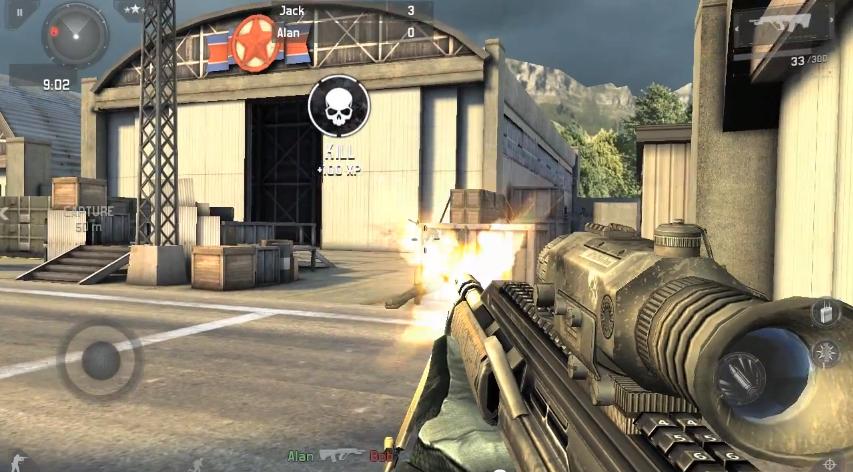 download game modern combat 3 apk data offline
