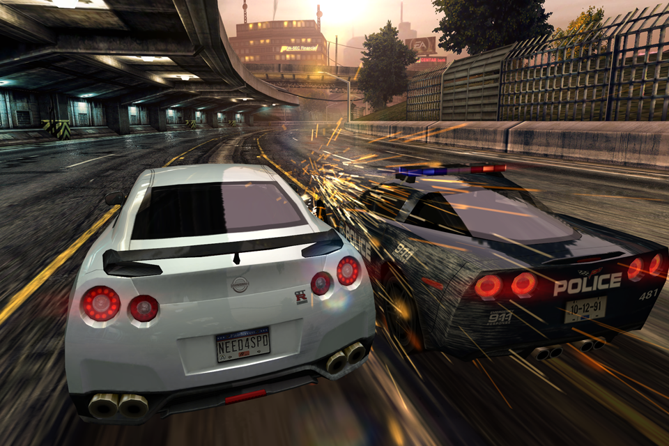 Big Day For Apps As EA Games Just Released Need Speed Most Wanted