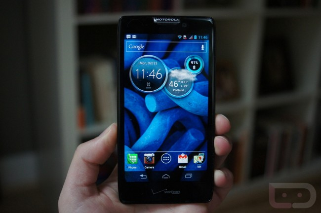 droid razr hd review