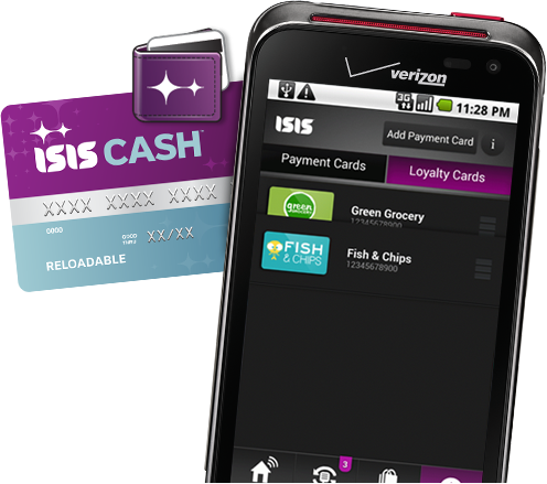 Isis Mobile Wallet Goes Live Today In Austin And Salt Lake City