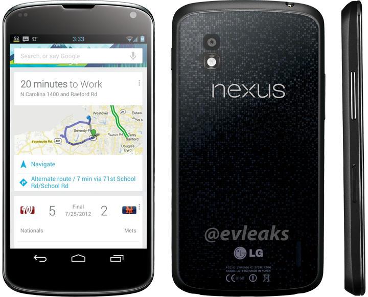 press render for the lg nexus 4 leaks droid life Manual for LG Optimus lg optimus zone 3 user guide