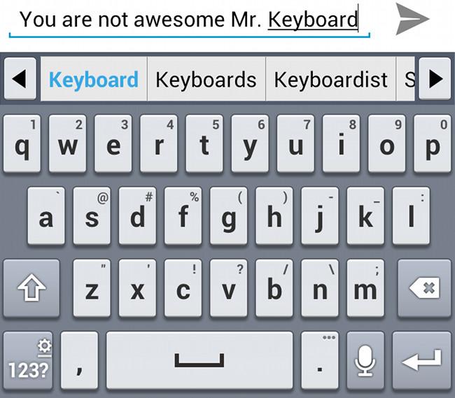 APP][Port] LG ICS Keyboard for P920 CM10 | LG Optimus 3D