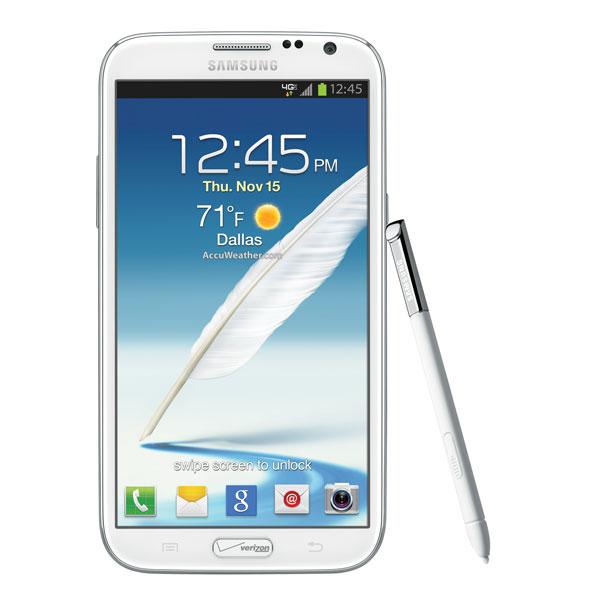 Samsung Posts Verizon Galaxy Note 2 Gallery, Home Button ...