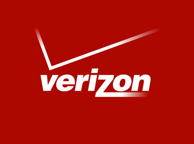 verizon logo red