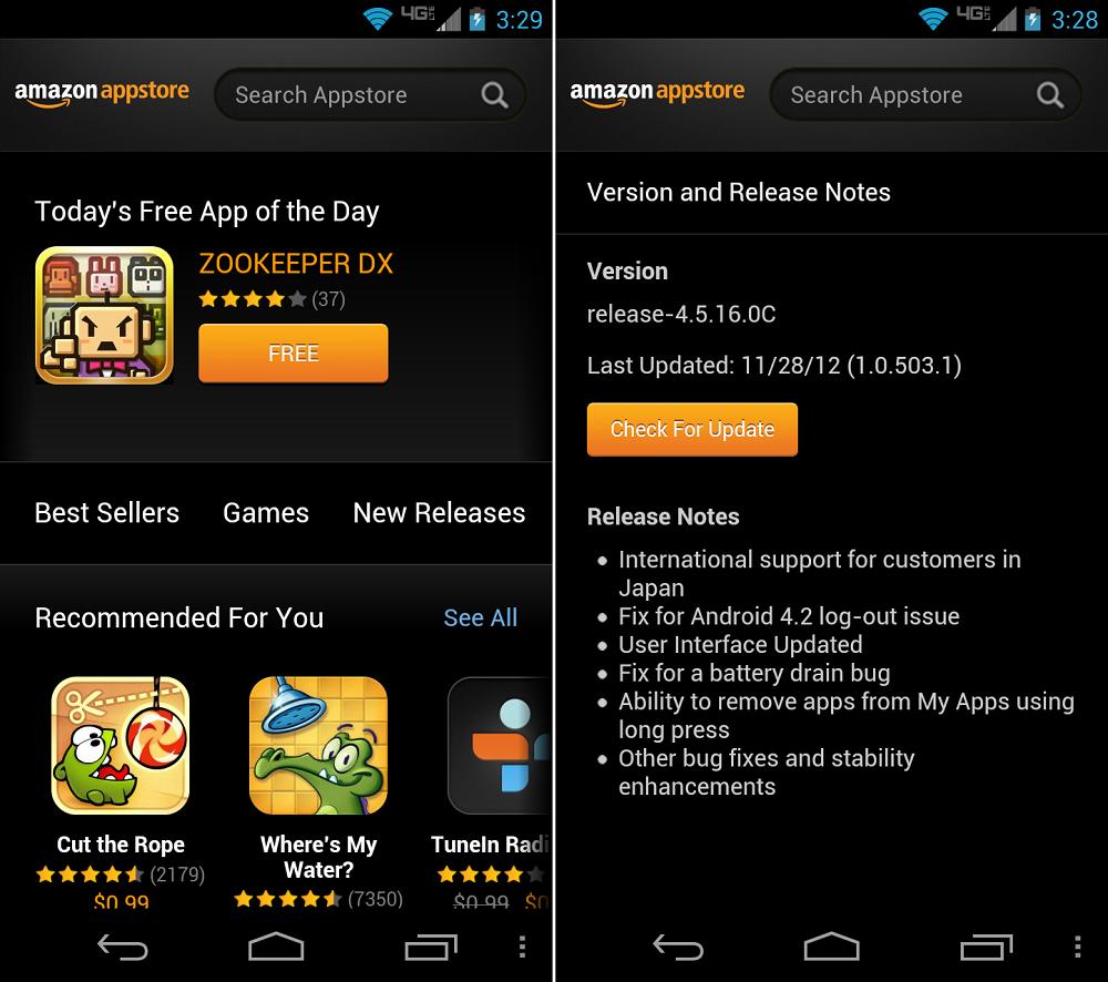 Amazon De Android App Store