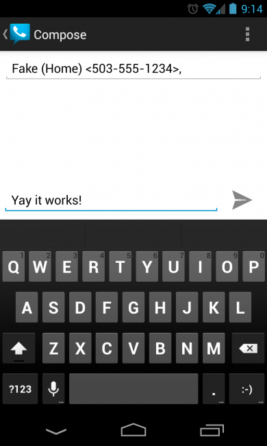 Google Voice Update Fixes Crashing Issue In Android 4.2  Droid Life Image