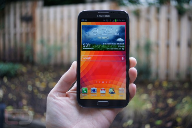 Samsung Galaxy Note 2 Review  Droid Life Image
