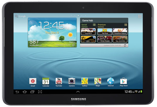 samsung galaxy tab 2 10.1 verizon