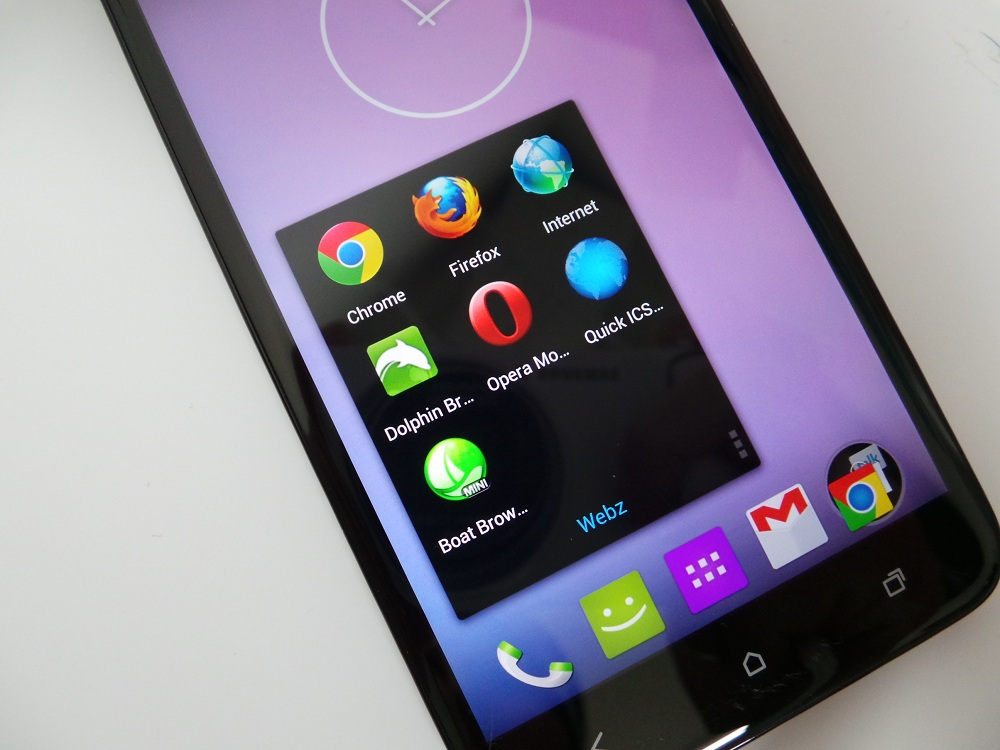 Thursday Poll: What Is Your Most Used Android Web Browser