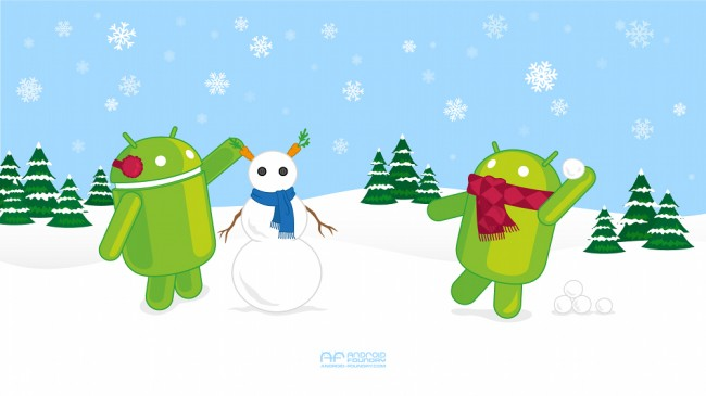 android snowball