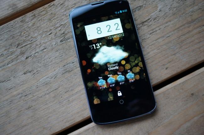 beautiful widgets 5.0 android