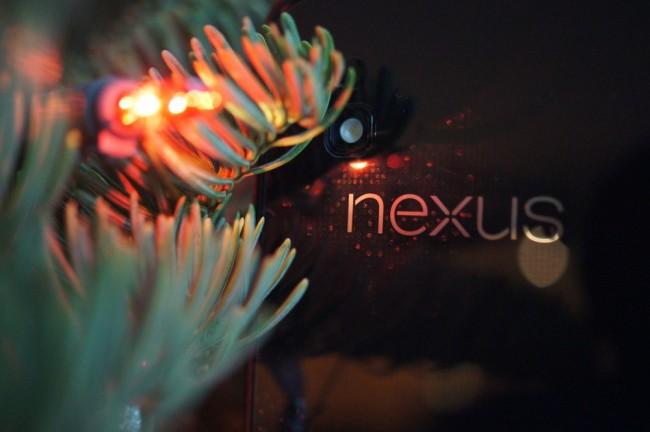 Nexus 4 Christmas