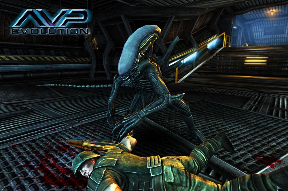 aliens vs predator game - photo #23