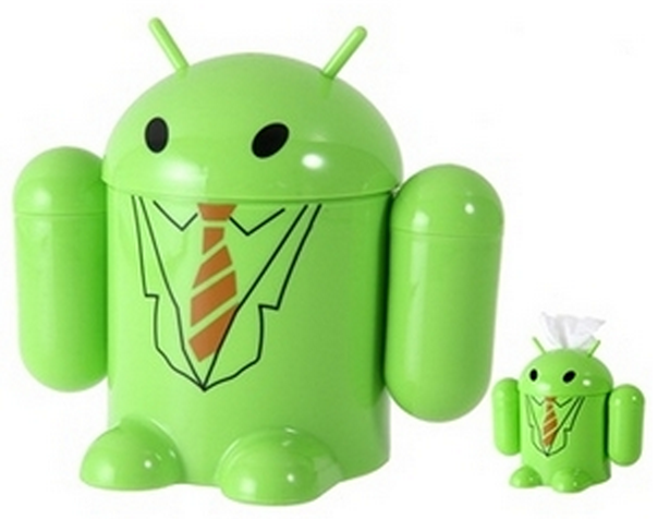 Android Napkin Dispenser