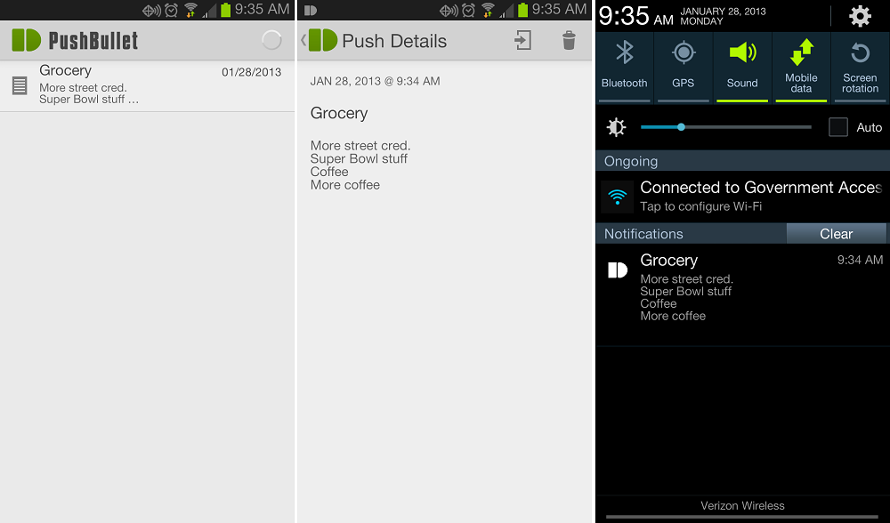 PushBullet Is the App That Chrome to Phone Should Have Been – Droid Life
