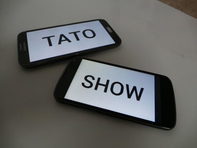 Tato Show Header