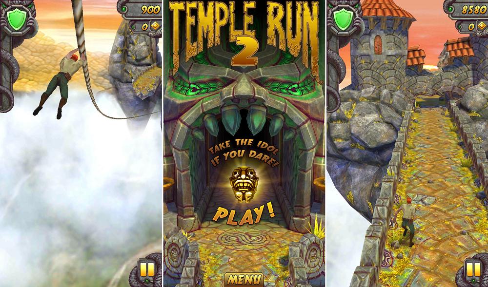 یاری بۆ ئهندرۆید Temple Run 2 v1.12.2 Apk