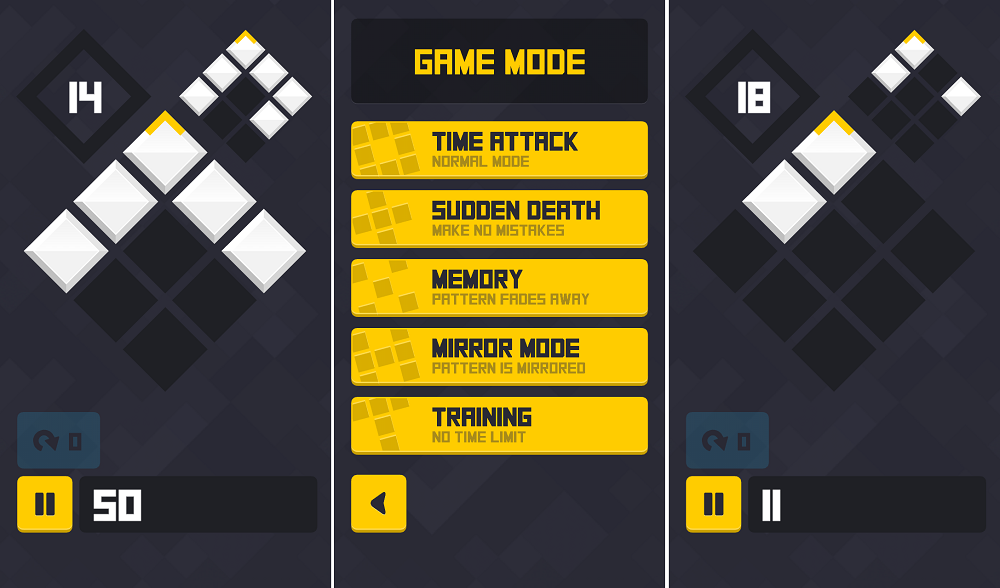Trid – A Game That Tests Your Brain's Processing Speed and