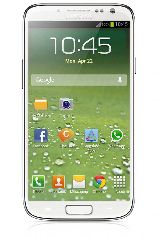 Samsung May Go With Qualcomm Chips in Galaxy S4 Instead of ...
