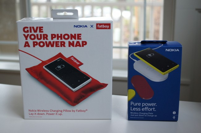 nokia wireless chargers