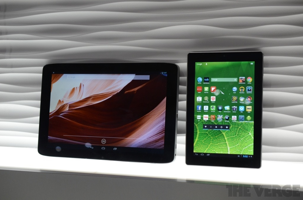Toshiba Excite Pro aims to be first NVIDIA Tegra 4 tablet to ...
