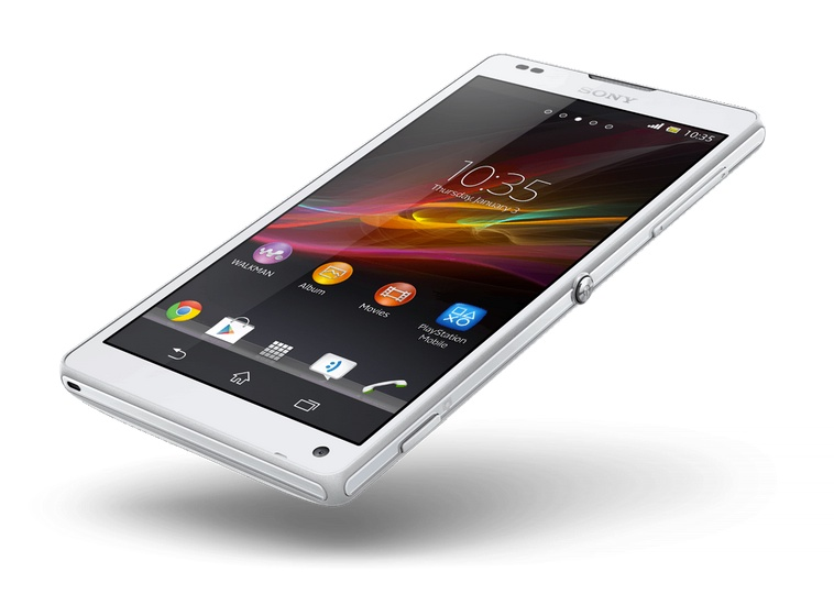 Video: Hands-on With the Sony Xperia ZL [CES 2013] – Droid ...