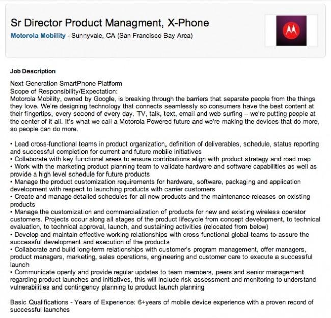 xphone director