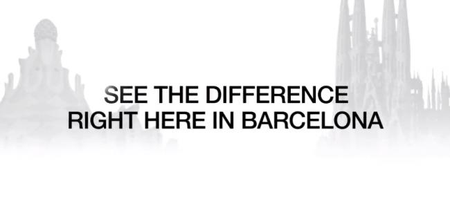 LG Barcelona MWC Tease