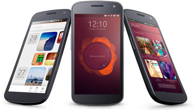 canonical releases ubuntu for smartphones its first