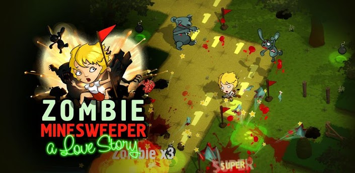"Zombie Minesweeper – ""Everything Goes Boom With a Landmine"